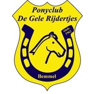 Logo van Ponyclub de Gele Rijdertjes